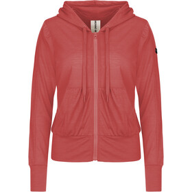 super.natural Cover Up Hoodie Dam tandoori melange